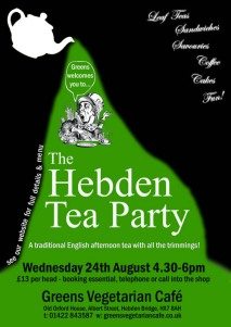 The Hebden Tea Party
