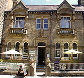Greens Vegetarian Café Hebden Bridge