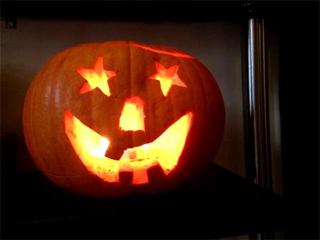 Halloween at Greens