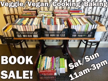 Greens Hebden Bridge Book Sale